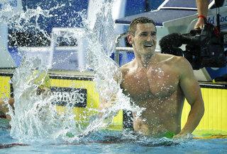 Australia Commonwealth Games Swimming