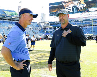 Mike McCoy, Gus Bradley