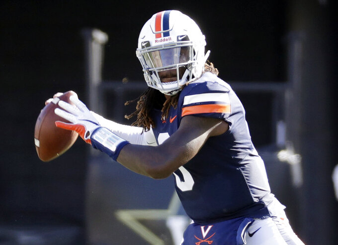 Virginia, Liberty meet in rare late nonconference matchup