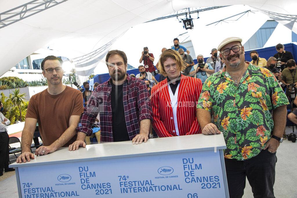 France Cannes 2021 Nitram Photo Call