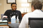 This image released by ABC shows Anthony Anderson in a scene from