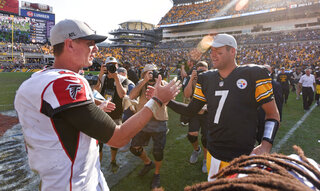 Falcons Steelers Football