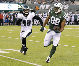 Jets-Seferian-Jenkins Returns Football