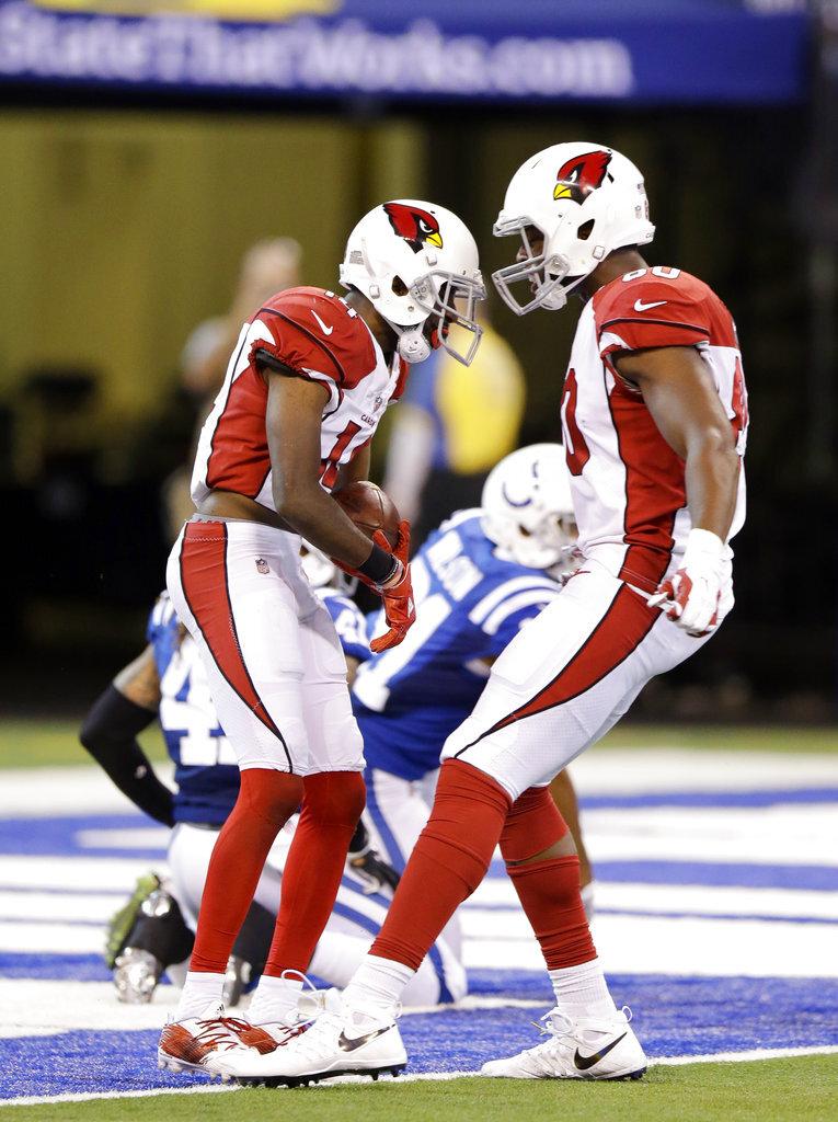 Cardinals Colts Football