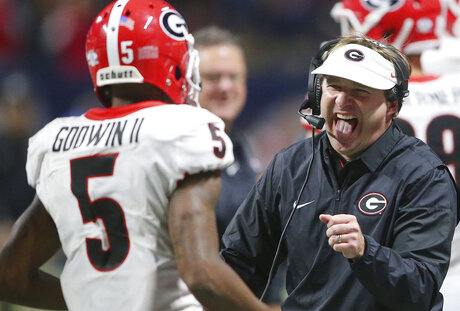 Georgia Smart Contract Football