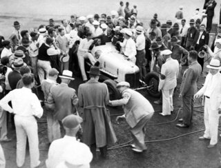 Indy 500 1933 Countdown Race 21 Auto Racing