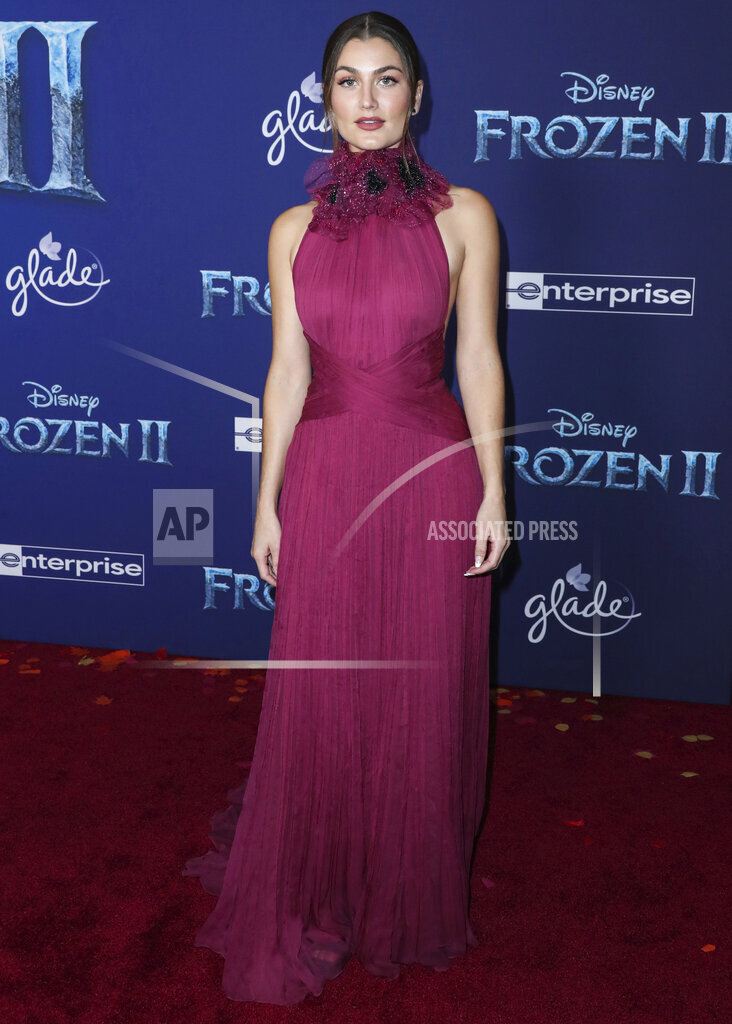 World Premiere Of Disney's 'Frozen 2'