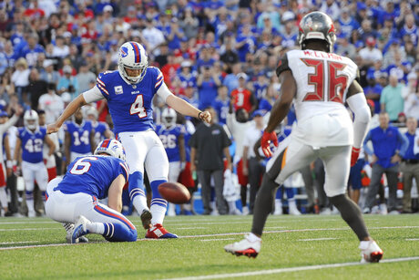 Buccaneers Bills Football