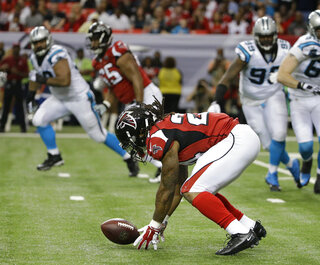 Fumbling Falcons Football