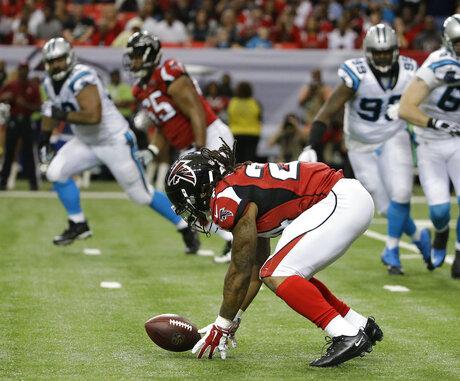 Fumbling Falcons Football