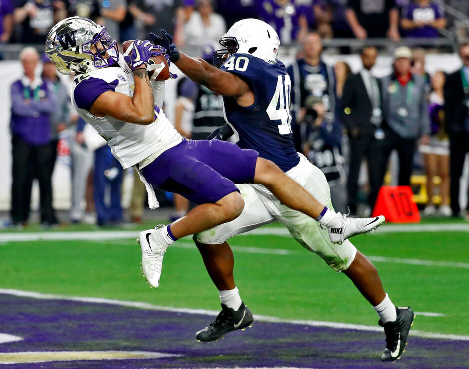 Spring Wrap Pac-12 Breakouts Football