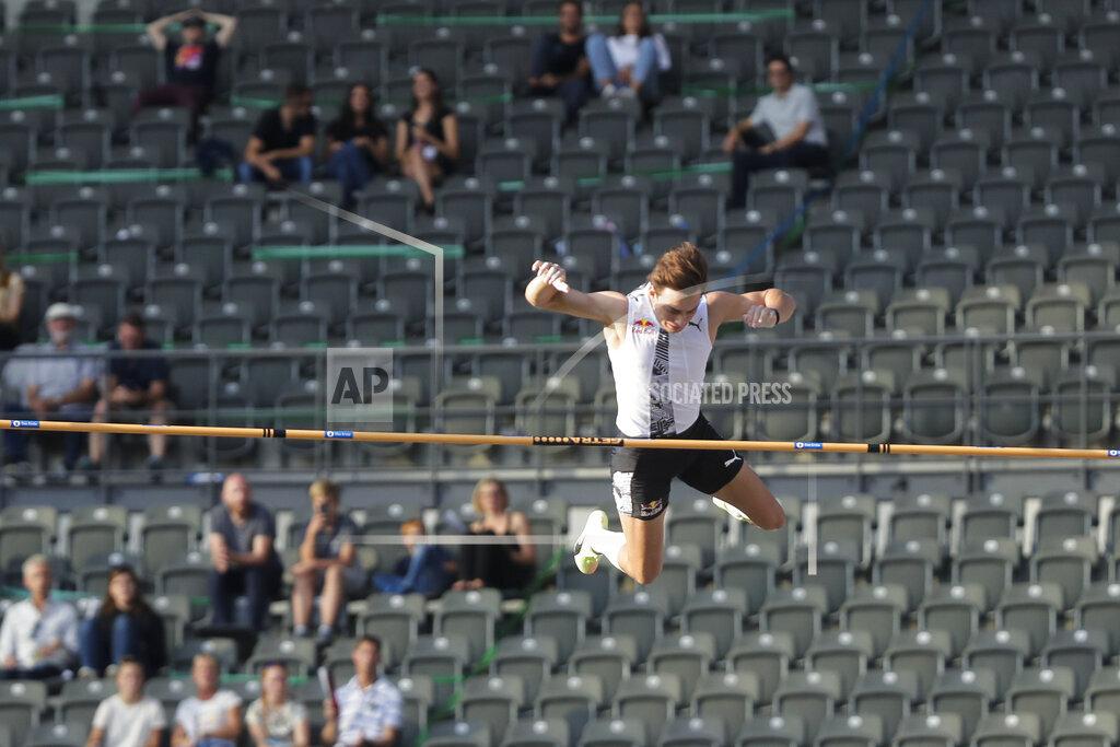 Germany Athletics ISTAF