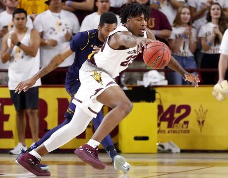 California Arizona St Basketball