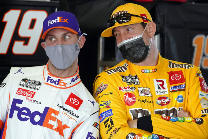 Hamlin slaps down speculation over JGR's youth movement