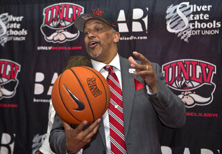 UNLV The Menzies Effect Basketball