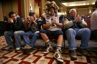 NFL St Louis Football