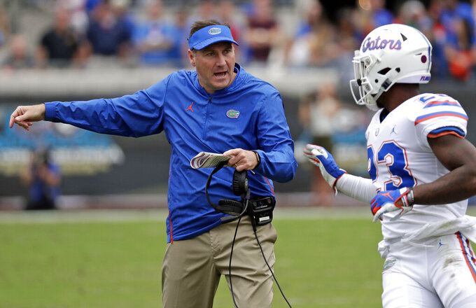 Florida confident Georgia transfer Cox will play this season