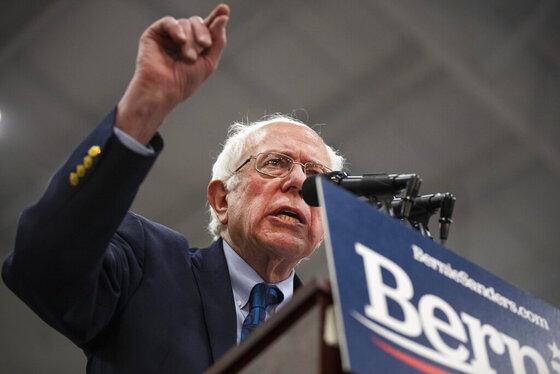 Election 2020-Sanders-South Carolina