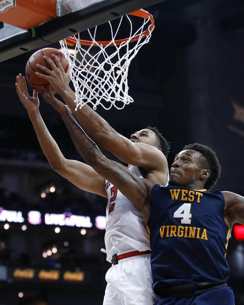 B12 West Virginia Texas Tech Basketball