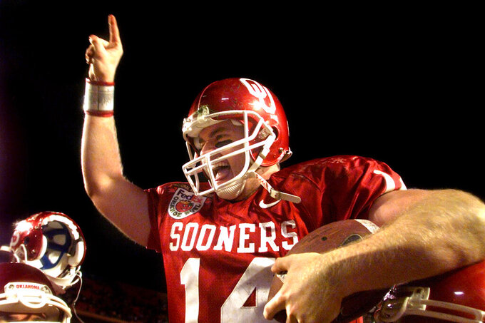 Heisman runner-up Heupel among new college HOF candidates