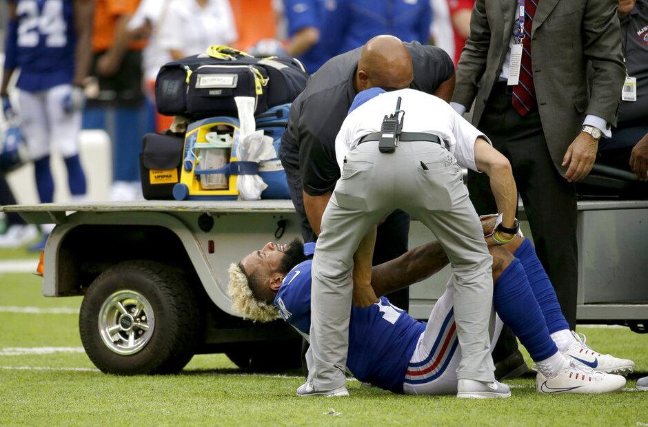 On Football Impactful Injuries