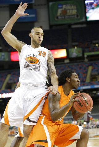 NCAA College All Star Basketball