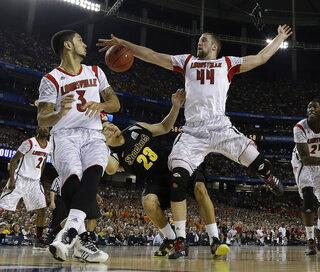 NCAA Final Four Wichita St Louisville Basketball