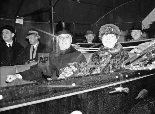 FDR Inaugural Parade