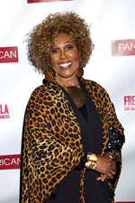 In this Feb. 17, 2013, photo, Ja'Net DuBois attends Los Angeles Premiere of