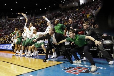 APTOPIX NCAA Marshall Wichita St Basketball