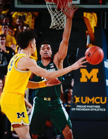 Michigan St Michigan Basketball