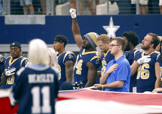 Rams Cowboys Football