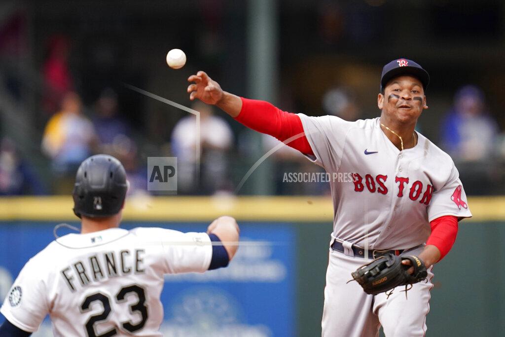 Red Sox Mariners Baseball