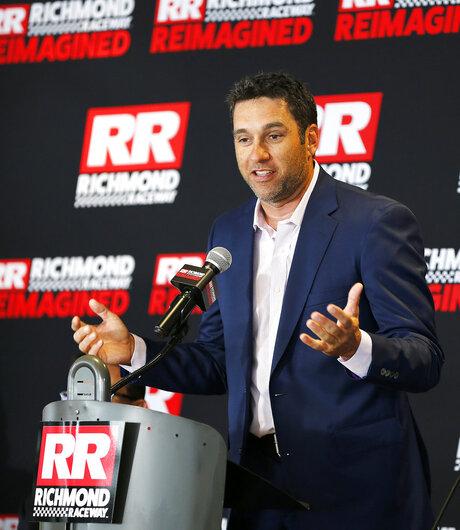 NASCAR Richmond Changes Auto Racing