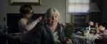 "This image released by Apple shows Ryder Allen, left, and June Squibb in a scene from ""Palmer."" (Apple via AP)"