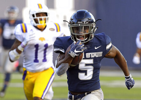 Tennessee Tech Utah St Football