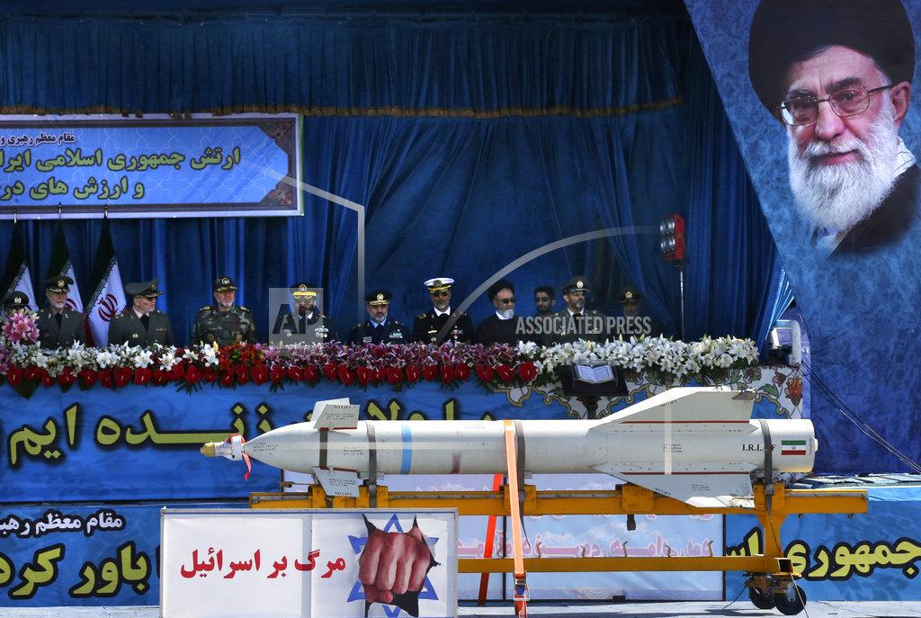 Iran Army Parade