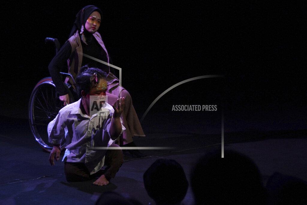 Indonesia: Disability Inclusion Dance in Yogyakarta