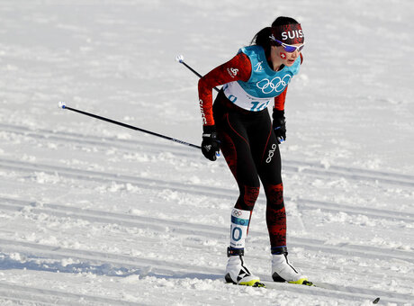 Pyeongchang Olympics Cross Country Women