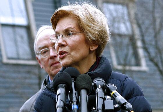 Elizabeth Warren, Bruce Mann