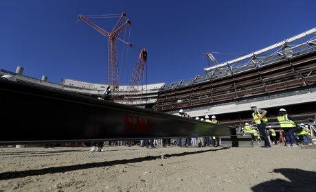 LA Stadium Football