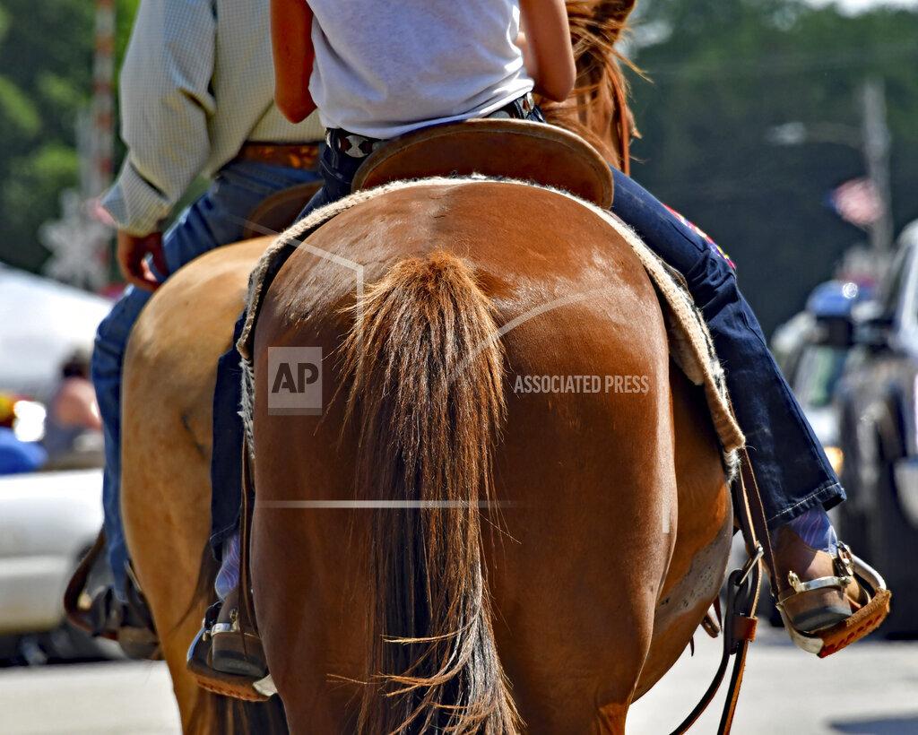 Flinthills Rodeo Parade