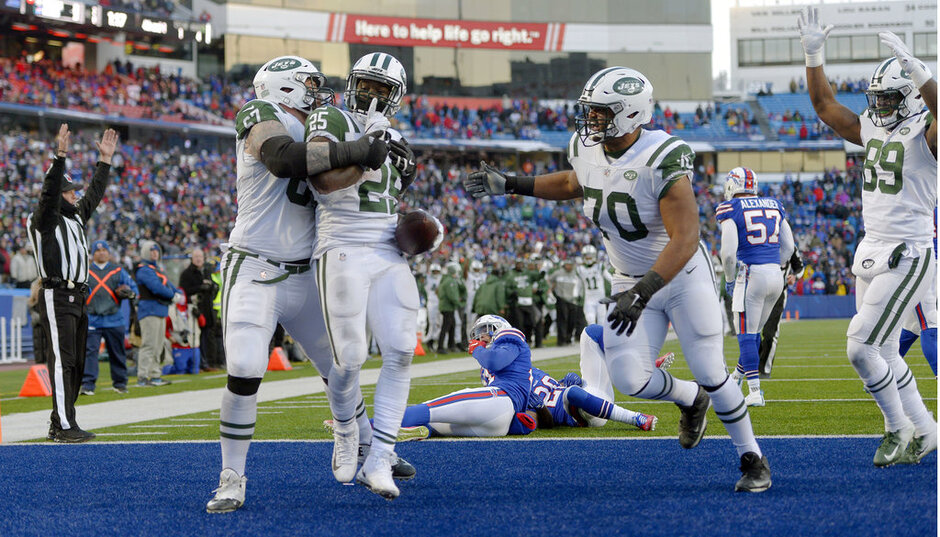 Jets Bills Football