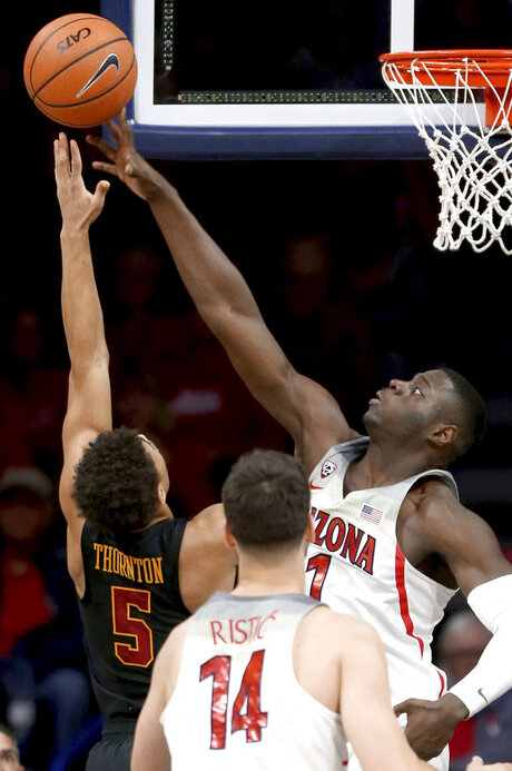 USC Arizona Basketball