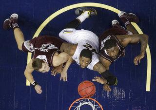 APTOPIX SEC Texas AM Missouri Basketball