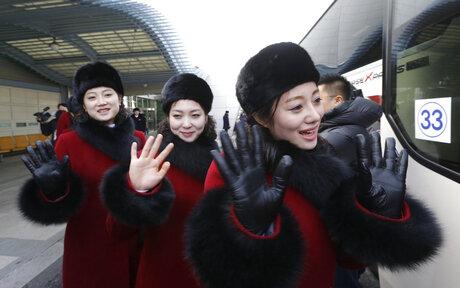 APTOPIX South Korea Olympics
