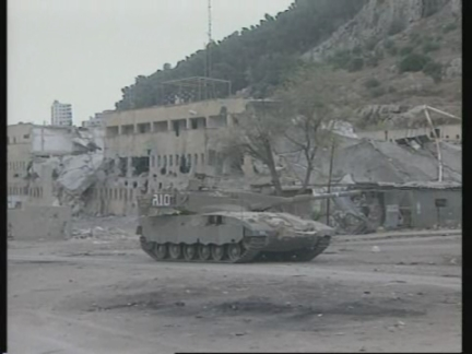 West Bank Nablus Clashes