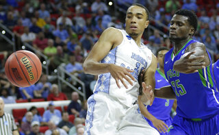 NCAA Florida Gulf Coast North Carolina Basketball