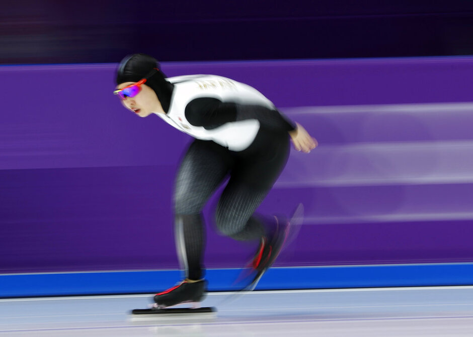 Pyeongchang Olympics Speed Skating Women