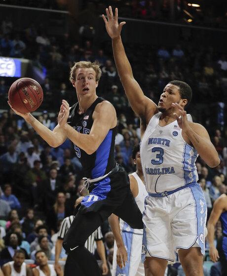 ACC Duke North Carolina Basketball